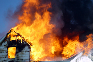Fire Smoke Damage Restoration Los Angeles