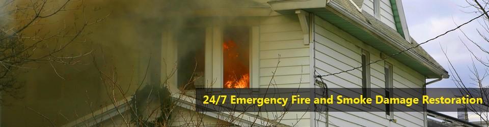 Emergency Fire and Smoke Damage Restoration Los Angeles