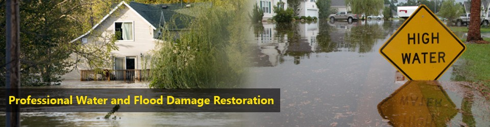 Water and Flood Damage Restoration Los Angeles CA
